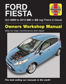 Ford Fiesta (Oct '08-Nov '12) Update, Paperback / softback Book