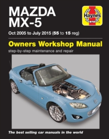 Mazda MX-5 (Oct '05 To July '15), Paperback / softback Book