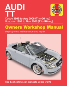 Audi Tt ('99 To '06), Paperback / softback Book
