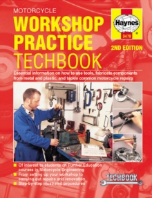 Motorcycle Workshop Practice Techbook, Paperback / softback Book