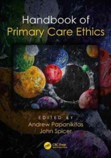 Handbook of Primary Care Ethics, Paperback Book