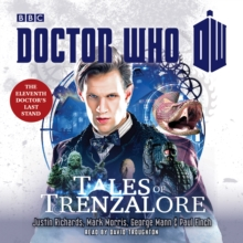 Doctor Who: Tales of Trenzalore : An 11th Doctor Novel, CD-Audio Book