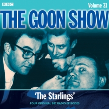 The Goon Show: Volume 31 : Four episodes of the classic BBC Radio comedy, eAudiobook MP3 eaudioBook