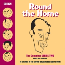 Round the Horne: Complete Series 2 : 15 episodes of the groundbreaking BBC radio comedy, CD-Audio Book