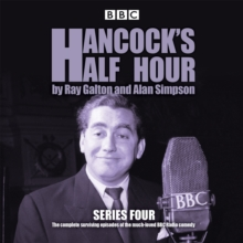 Hancock's Half Hour: Series 4 : 20 episodes of the classic BBC Radio comedy series, CD-Audio Book