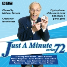 Just a Minute : All Eight Episodes of the 72nd Radio Series Series 72, CD-Audio Book