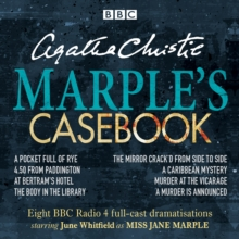 Marple's Casebook : Classic Drama from the BBC Radio Archives, CD-Audio Book