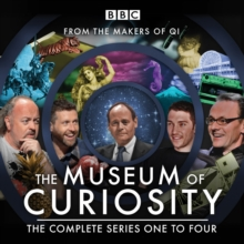 The Museum of Curiosity: Series 1-4 : 24 episodes of the popular BBC Radio 4 comedy panel game, CD-Audio Book