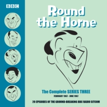 Round the Horne: Complete Series 3 : Classic Comedy from the BBC Archives, CD-Audio Book