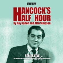 Hancock's Half Hour: Series 5 : 20 episodes of the classic BBC Radio comedy series, CD-Audio Book