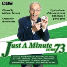Just a Minute: Series 73 : All eight episodes of the 73rd radio series, eAudiobook MP3 eaudioBook
