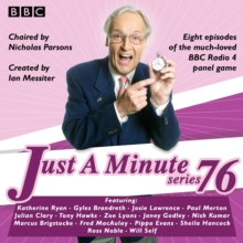 Just a Minute : The BBC Radio 4 Comedy Panel Game Series 76, CD-Audio Book