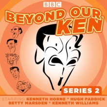 Beyond Our Ken: Series 2 : Classic BBC Radio comedy, CD-Audio Book