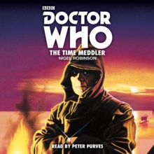 Doctor Who: The Time Meddler : 1st Doctor Novelisation, eAudiobook MP3 eaudioBook