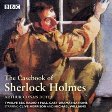 The Casebook of Sherlock Holmes, CD-Audio Book