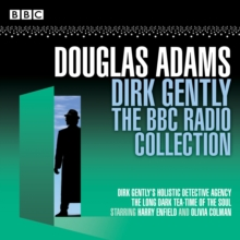 Dirk Gently: The BBC Radio Collection : Two BBC Radio full-cast dramas, CD-Audio Book