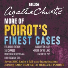 More of Poirot's Finest Cases : Seven full-cast BBC radio dramatisations, CD-Audio Book
