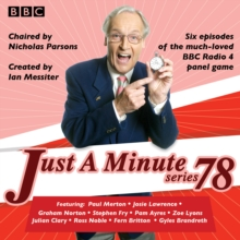 Just a Minute: Series 78 : BBC Radio 4 comedy panel game, eAudiobook MP3 eaudioBook