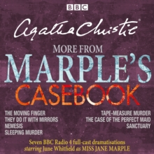 More from Marple's Casebook : Full-cast BBC Radio 4 dramatisations, eAudiobook MP3 eaudioBook