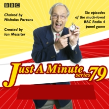 Just a Minute: Series 79 : BBC Radio 4 comedy panel game, eAudiobook MP3 eaudioBook
