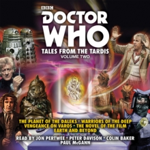 Doctor Who: Tales from the TARDIS: Volume 2 : Multi-Doctor Stories, eAudiobook MP3 eaudioBook