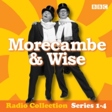 Morecambe & Wise: The Complete BBC Radio 2 Series, CD-Audio Book
