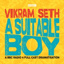 A Suitable Boy, CD-Audio Book