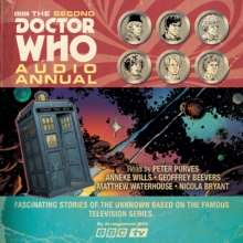 The Second Doctor Who Audio Annual : Multi-Doctor stories, CD-Audio Book
