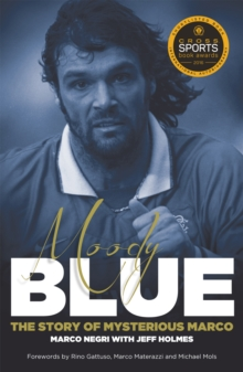 Moody Blue : The Story of Mysterious Marco, Paperback Book