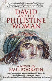 David and the Philistine Woman, Paperback Book