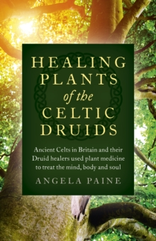 Healing Plants of the Celtic Druids : Ancient Celts in Britain and their Druid healers used plant medicine to treat the mind, body and soul, Paperback / softback Book