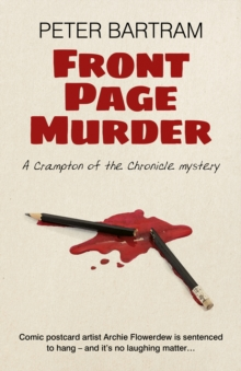 Front Page Murder, Paperback Book