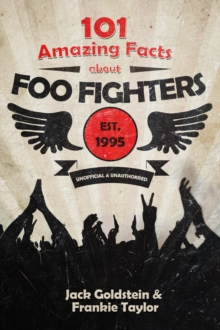 101 Amazing Facts about Foo Fighters, EPUB eBook