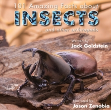 101 Amazing Facts about Insects, eAudiobook MP3 eaudioBook