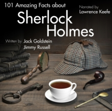 101 Amazing Facts about Sherlock Holmes, eAudiobook MP3 eaudioBook