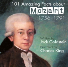 101 Amazing Facts about Mozart, eAudiobook MP3 eaudioBook