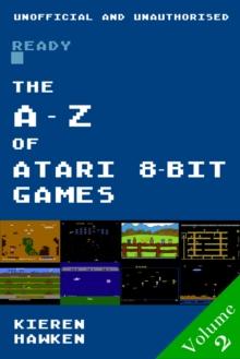 the a z of sega mega drive games volume 1