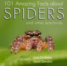 101 Amazing Facts about Spiders, eAudiobook MP3 eaudioBook