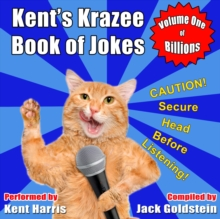Kent's Krazee Book of Jokes - Volume 1, eAudiobook MP3 eaudioBook