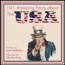 101 Amazing Facts about The USA, eAudiobook MP3 eaudioBook
