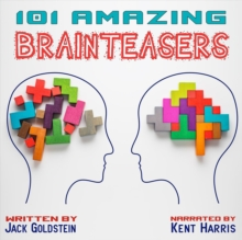 101 Amazing Brainteasers, eAudiobook MP3 eaudioBook