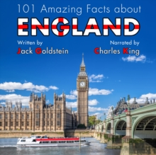 101 Amazing Facts about England, eAudiobook MP3 eaudioBook