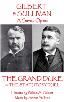 The Grand Duke : or The Stuatory Duel, EPUB eBook