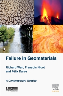 Failure in Geomaterials : A Contemporary Treatise, Hardback Book