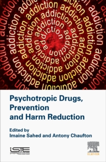 Psychotropic Drugs, Prevention and Harm Reduction, Hardback Book