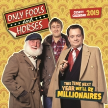 Only Fools And Horses Official 2019 Calendar - Square Wall