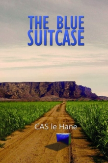 The Blue Suitcase, Hardback Book
