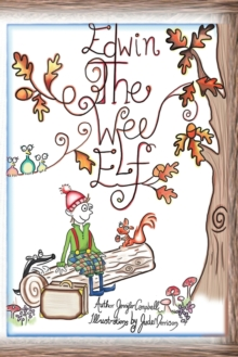 Edwin the Wee Elf, Paperback Book