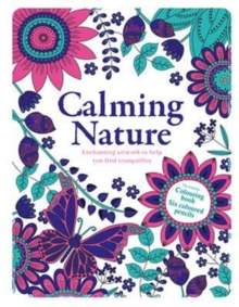 Calming Nature, Novelty book Book