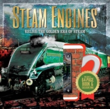 Steam Engines, Novelty book Book